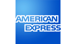 American Express ATM Logo