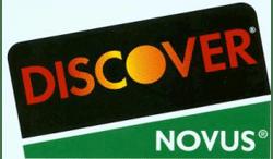 Discover Novus ATM Logo