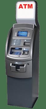 ATM America Nautilus Hyosung NH-1800 ATM